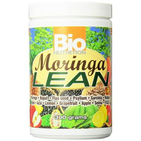 Bio Nutrition Inc  Moringa Lean  300 Gm