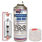 U. S. Chemical & Plastics 2K Glamour High Gloss Clear Coat, Aerosol, 11.8-oz 3680061