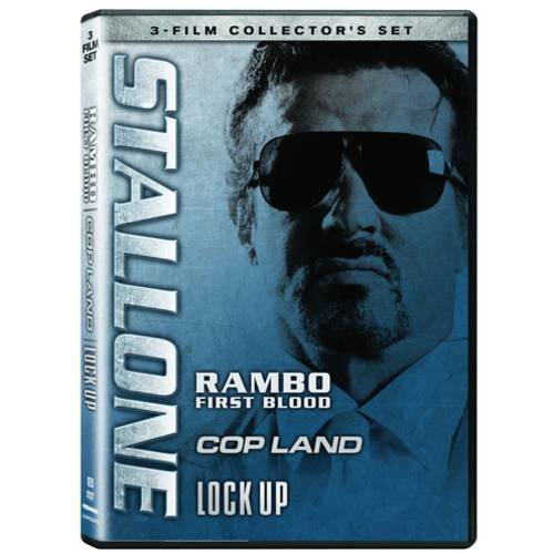 The Stallone Collection: First Blood (Ultimate Edition) / Cop Land / Lock Up (Widescreen)