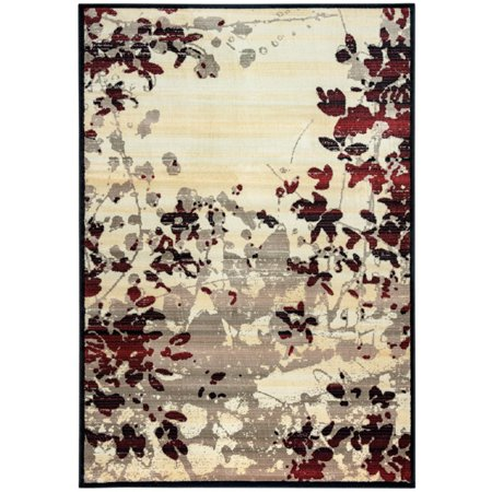 Rizzy Home Bay Side Power-Loomed Area Rug 2 Ft. 3 In. X 7 Ft. 7 In. Ivory Model BYSBS358400042377