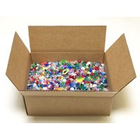 Cousin Mixed Plastic Beads 5 lbs