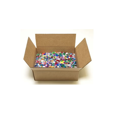 Cousin Mixed Plastic Beads 5 lbs](Plastic Star Beads)
