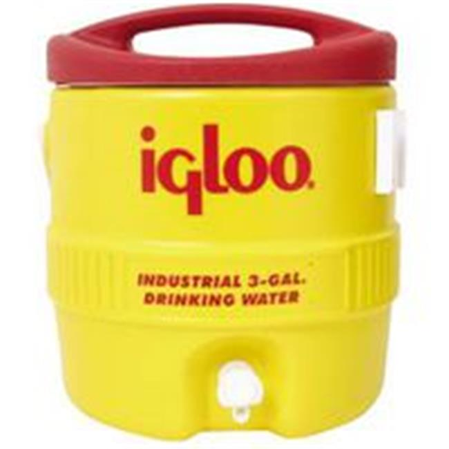 Igloo Corporation Cooler Water Comm Plastc 3 Gal 431