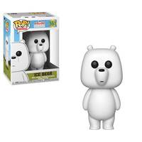 Funko POP! Animation: We Bare Bears - Ice Bear