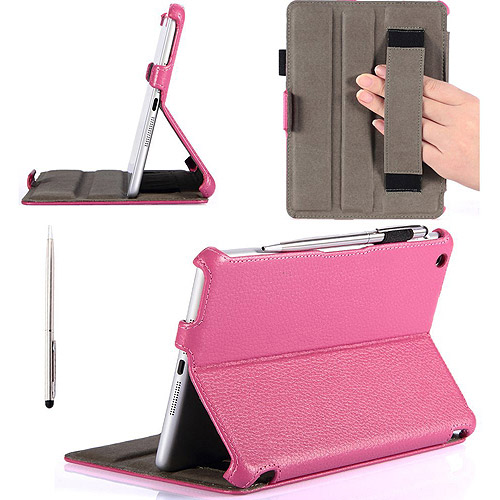 i-Blason iPadMini2-Heated Slim Folio Case for Apple iPad mini Retina, Assorted Colors