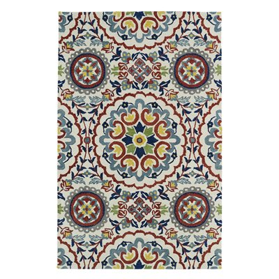 Kaleen GLB08-01 Global Inspirations Ivory Area Rug