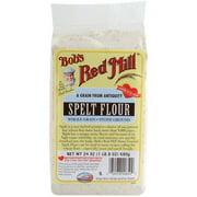 Bob's Red Mill Spelt Flour, 24 oz (Pack of 4)