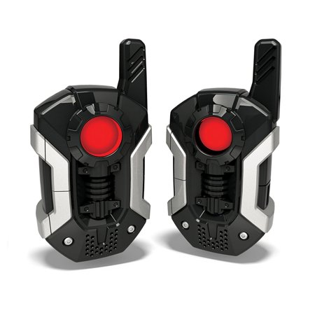 - Spy Gear _ Ultra Range Walkie Talkie