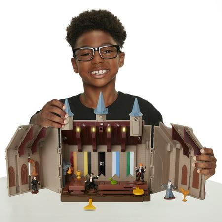 Harry Potter Hogwart's Great Hall Deluxe Mini Playset