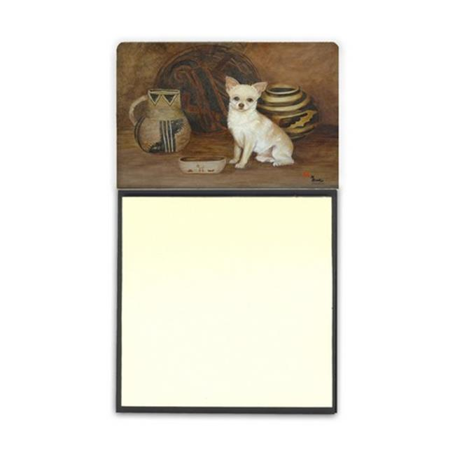 Chihuahua Ancient History Sticky Note Holder - image 1 of 1