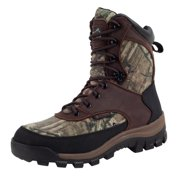 Rocky Outdoor Footwear Womens 8 Core WP Insulated Brown RO019
