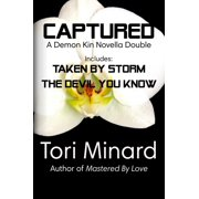 Captured - eBook
