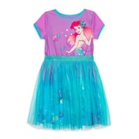 Disney Princess The Little Mermaid Exclusive Tutu Cosplay Girls 4-18 & Plus Dress