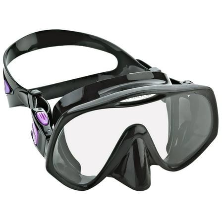 Mask Clear Scuba Dive - Atomic Frameless Mask, Ultra Clear Scuba Dive Mask