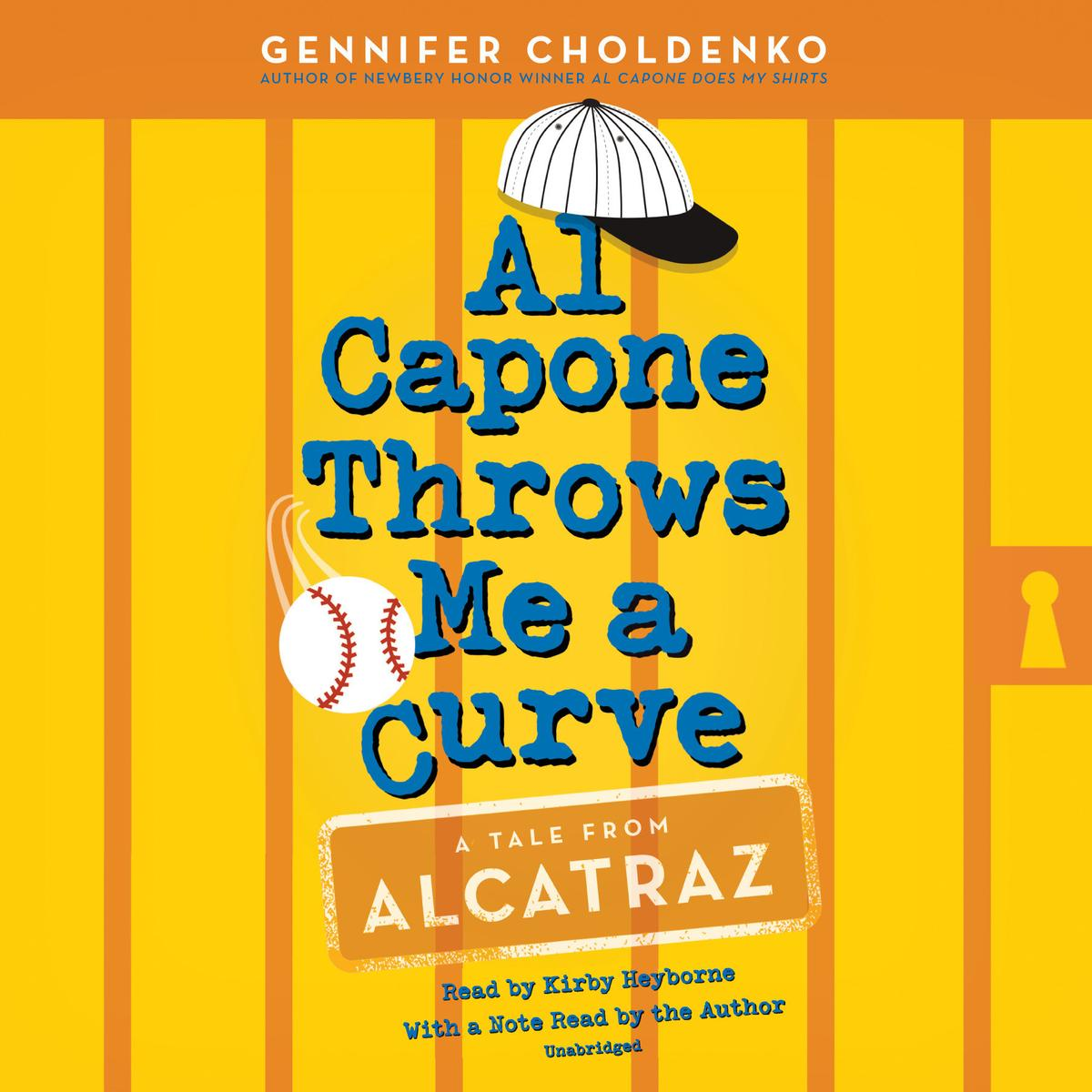 Al Capone Throws Me a Curve - Audiobook