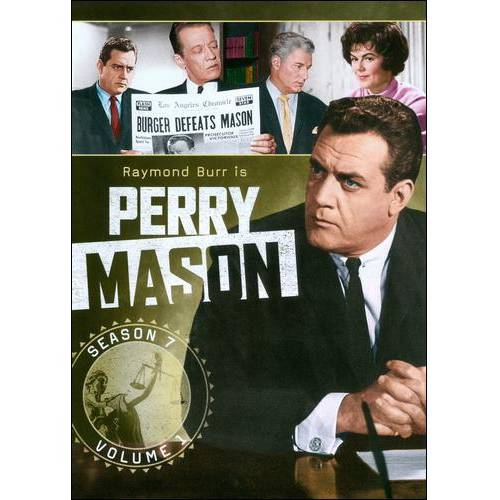 Perry Mason: The Seventh Season - Volume One (Full Frame)