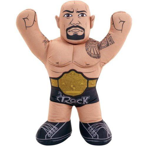 WWE Brawlin' Buddies, The Rock