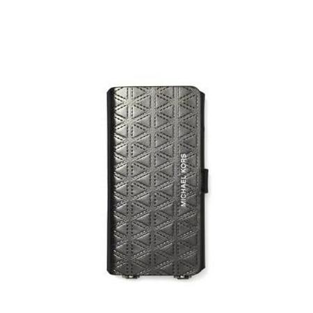 5c7974d71080 Michael Kors iPhone 7 Plus Folio Case Crossbody - Walmart.com