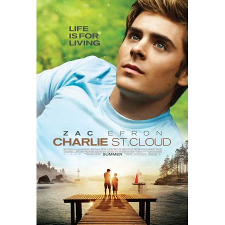 Charlie St  Cloud  2010  27X40 Movie Poster
