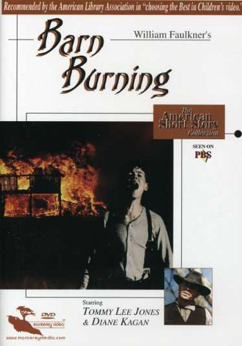 Barn Burning (DVD) by MONTEREY HOME VIDEO