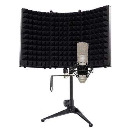 CAD Audio MixDown X1 Studio Condenser Microphone Recording Mic+ShockMount+Shield