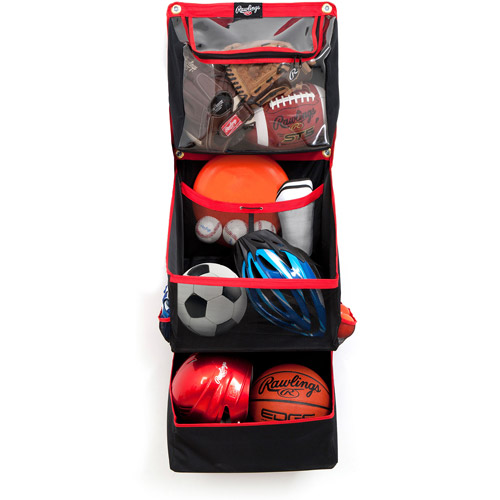 Rawlings Ultimate Horizontal Sports Organizer Storage Bags