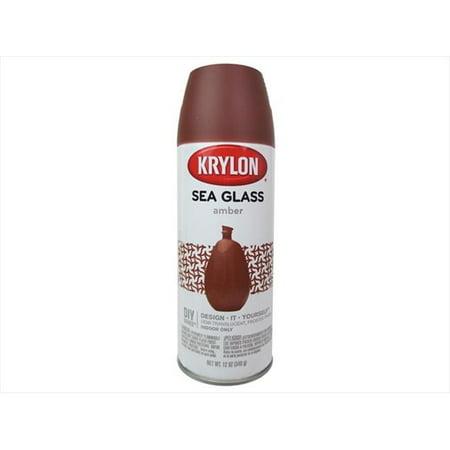 Diversified Brands KRY9053 Krylon Sea Glass - Amber, 12 Oz. - image 2 of 2