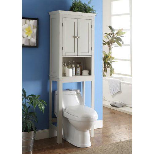Rebrilliant Bathroom Space Saver 23.6'' W x 66.75'' H Ove...