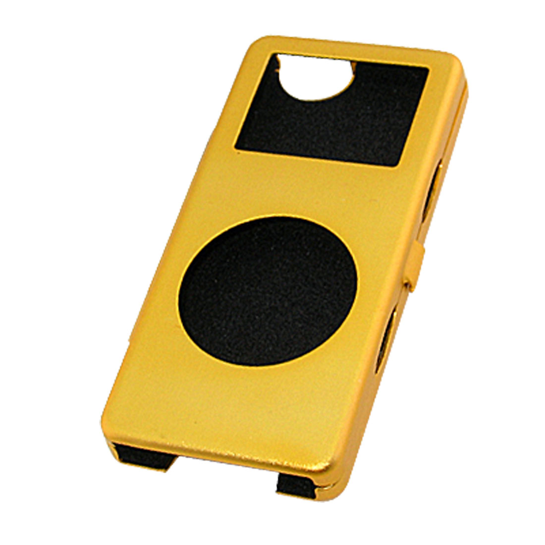 Protecting Aluminium Hard Case Shell Gold Tone for iPod Nano