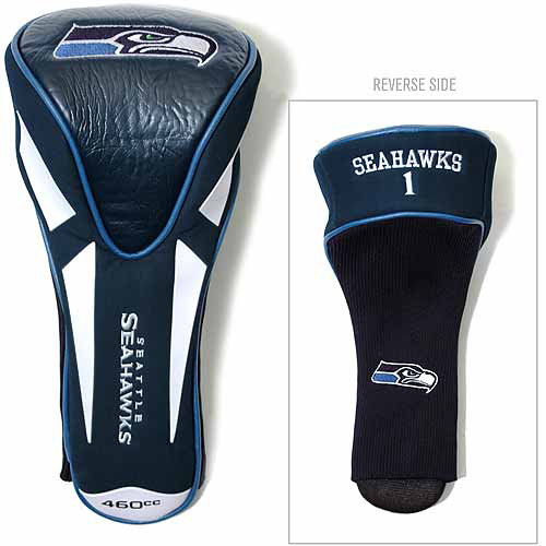 Team Golf NFL Seattle Seahawks Single Apex Driver Head Cover