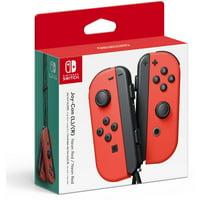 Nintendo Switch Joy-Con L/R Controller Pair (Red), HACAJABAA