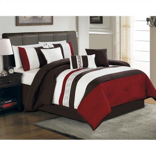 7-Pc Ethan Comforter Set (Queen)