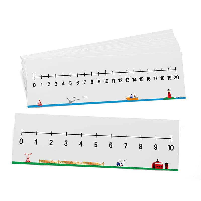2 SIDED NUM LINES 0-10/0-20 10SET WRITE ON/WIPE OFF