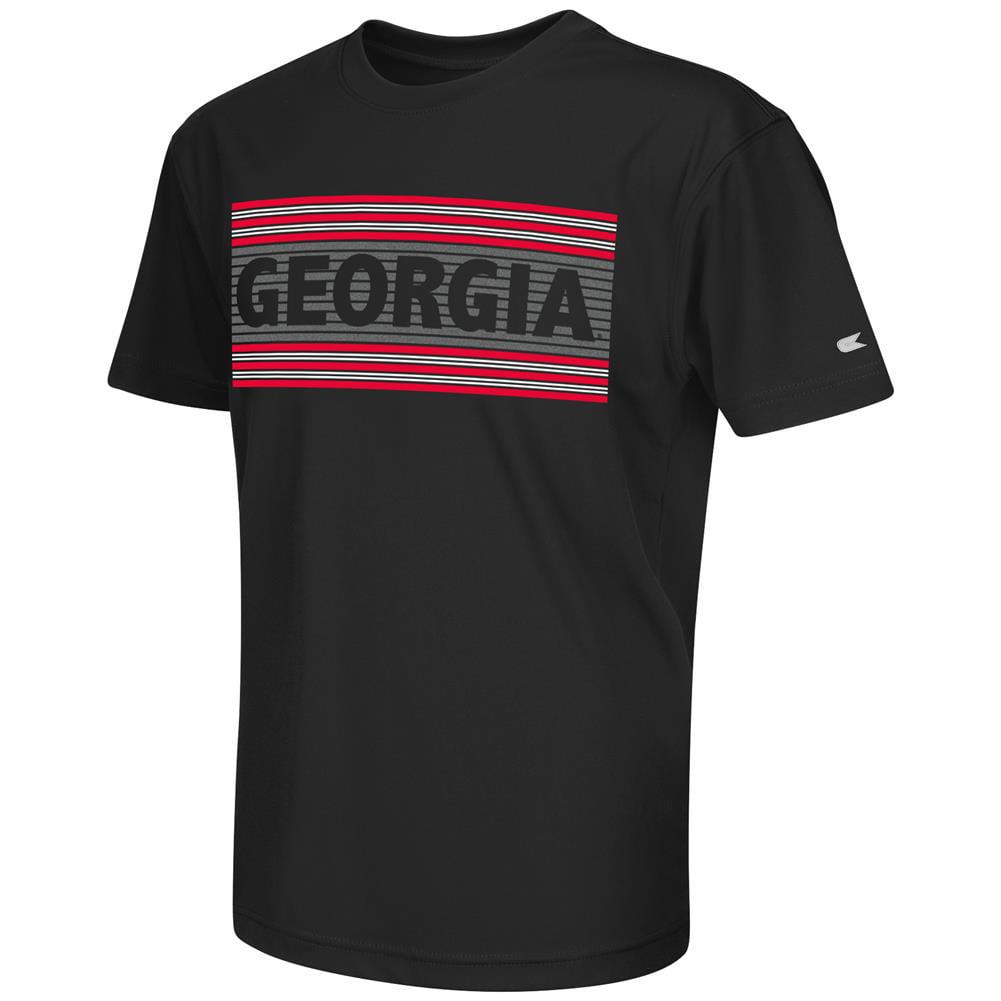 Performance Youth Georgia Bulldogs UGA Short Sleeve Tee