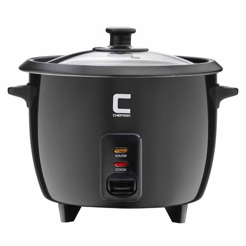 Chefman 10-Cup Manual Rice Cooker