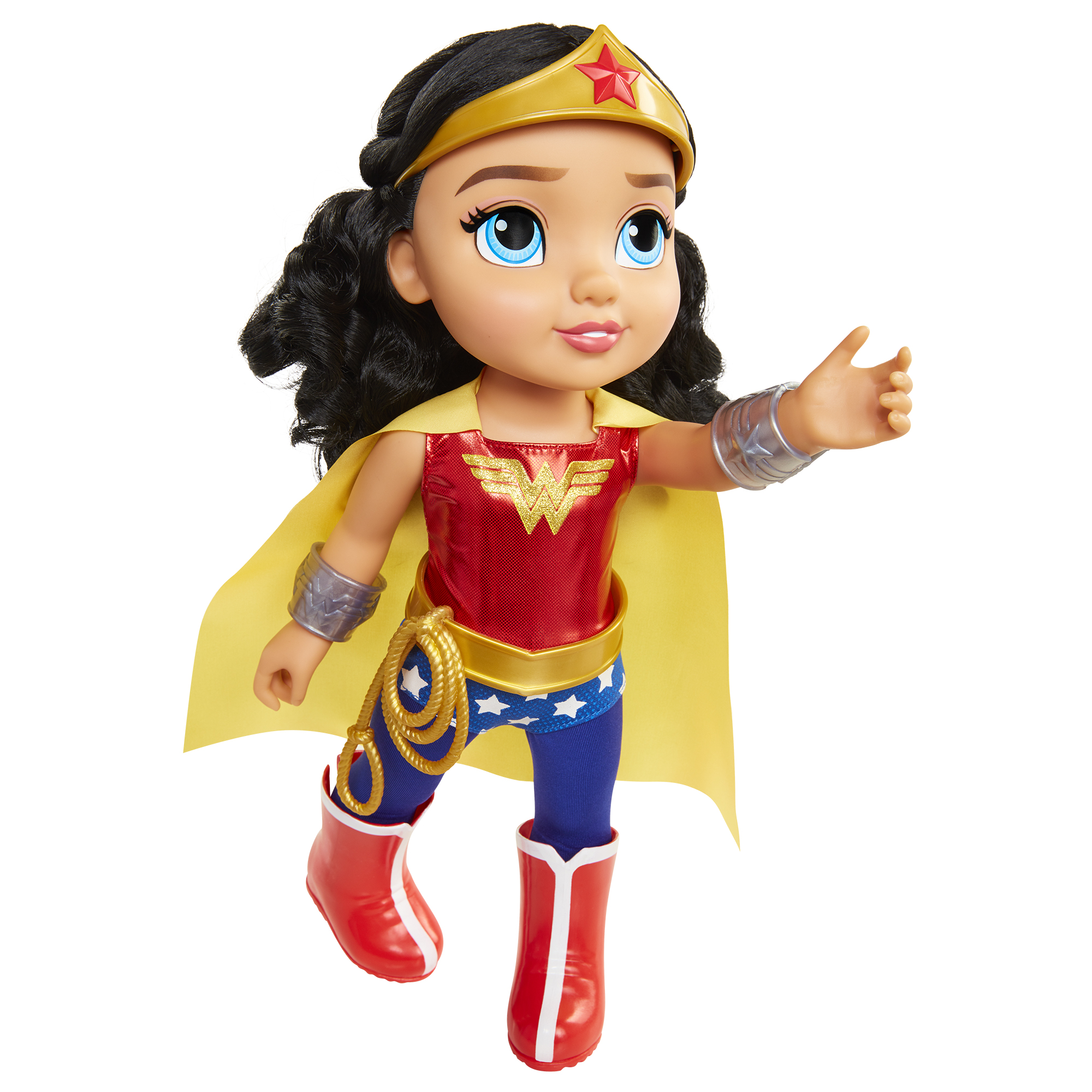 DC Wonder Woman Toddler Doll