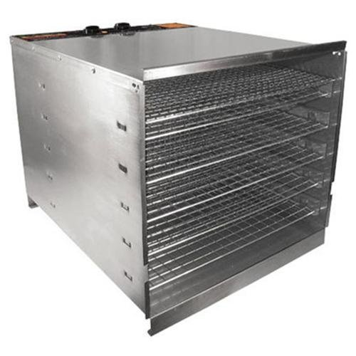 Weston Stainless Steel Food Dehydrator - Camping, Hunting (74-1001-w)