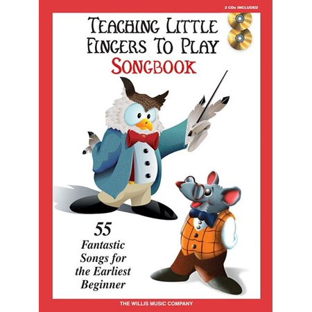 Teaching Little Fingers to Play Songbook : 55 Fantastic Songs for the Earliest Beginner for $<!---->