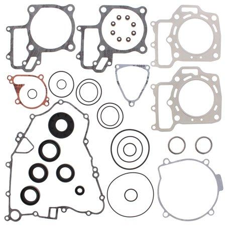 New Complete Gasket Kit w/ Oil Seals Kawasaki KVF650