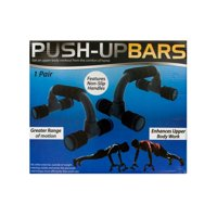 Bulk Buys OC579-1 Push-Up Exercise Bars