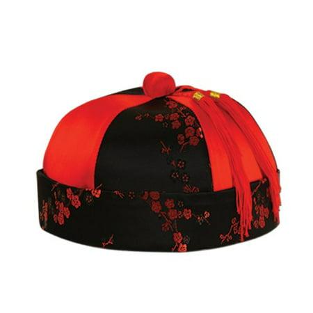 Mandarin Hat](Mandarin Halloween)
