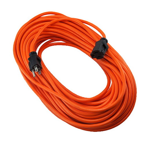 16/3 X 100' Extension Cord (cord color varies)