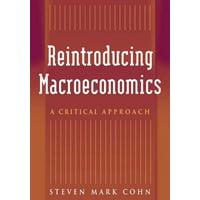 Reintroducing Macroeconomics : A Critical Approach
