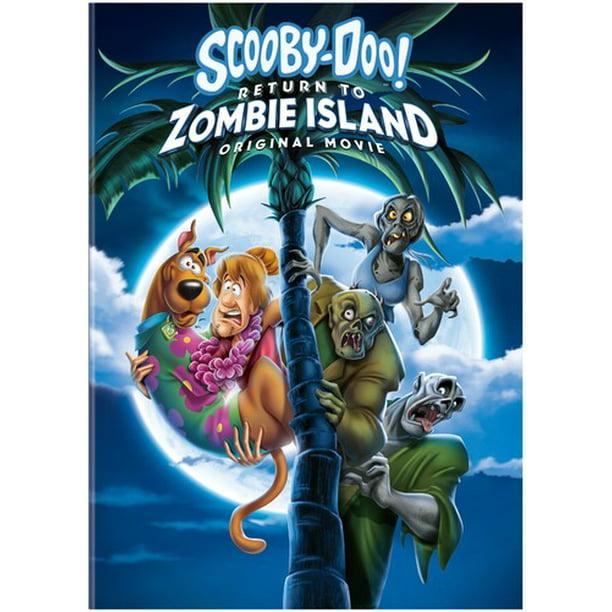 Scooby Doo Return To Zombie Island Dvd Walmart Com Walmart Com