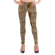8d93bd6f1a44 MyLeggings Buttersoft High Waistband Leggings Leopard Print - Small