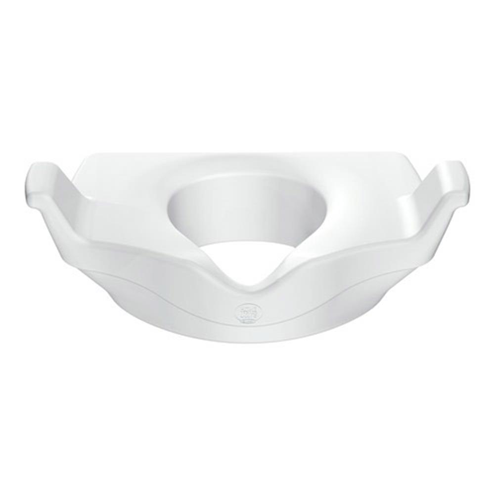 """Moen Locking Elevated Toilet Seat w/Arms"""