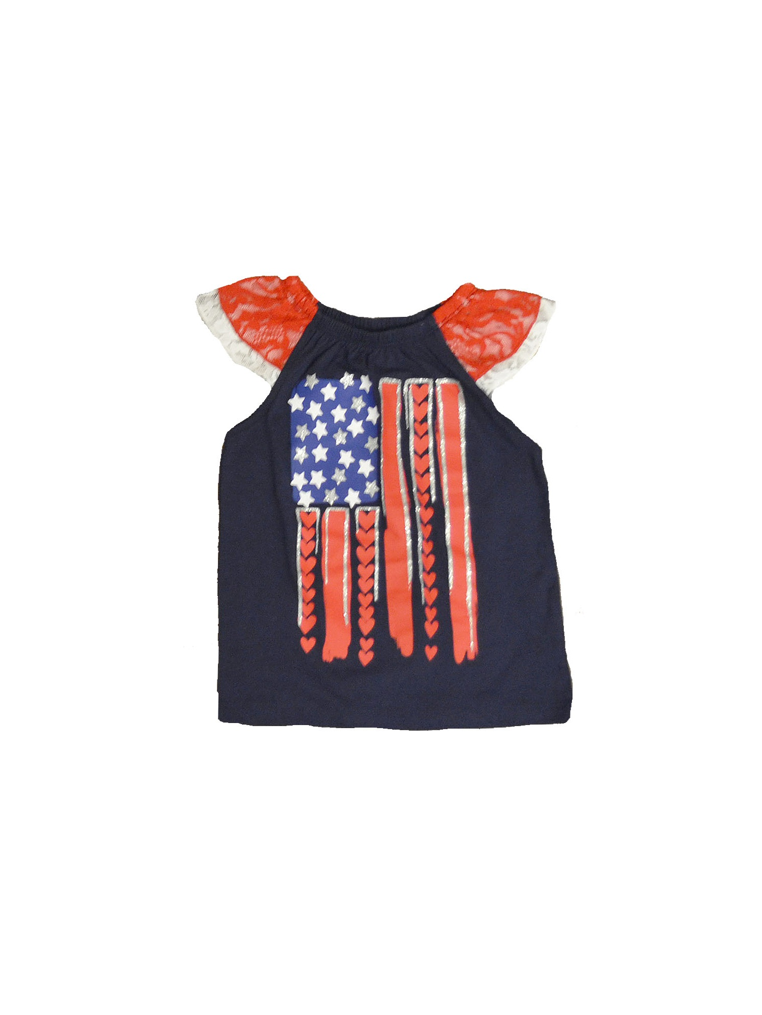 Baby Toddler Girl Graphic Tee