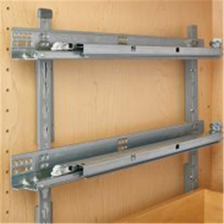 Pilaster Upright Kit, Silver - image 1 of 1