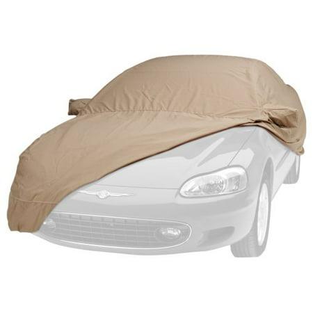 Covercraft Custom Fit Sunbrella Series Car Cover, Jet (6 Covercraft Car)