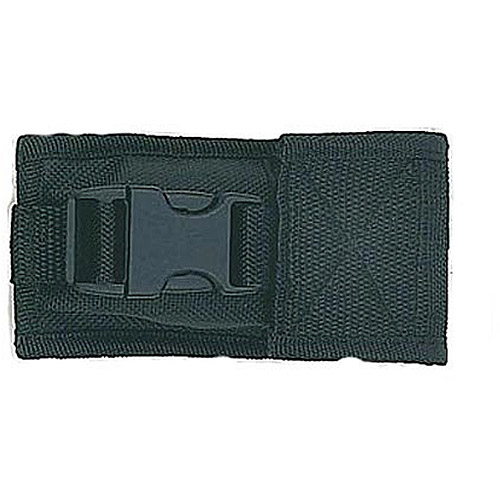 Joy Enterprises FP15534 Fury Tac Sheath with Velcro and Clip Folding Pocket Knife Pouch, Tactical Nylon Black, 4 to 4.75""